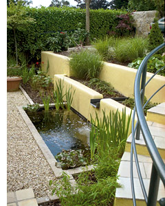 We also specialise in water feature design in the Dublin area.